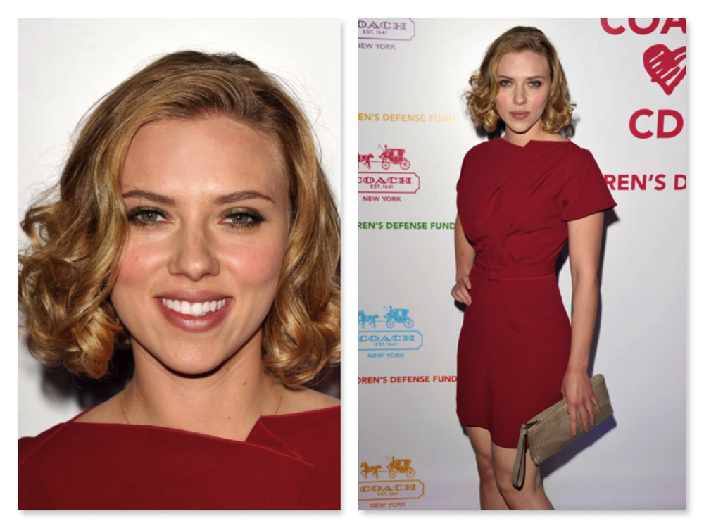 Scarlett Johansson/Event for COACH