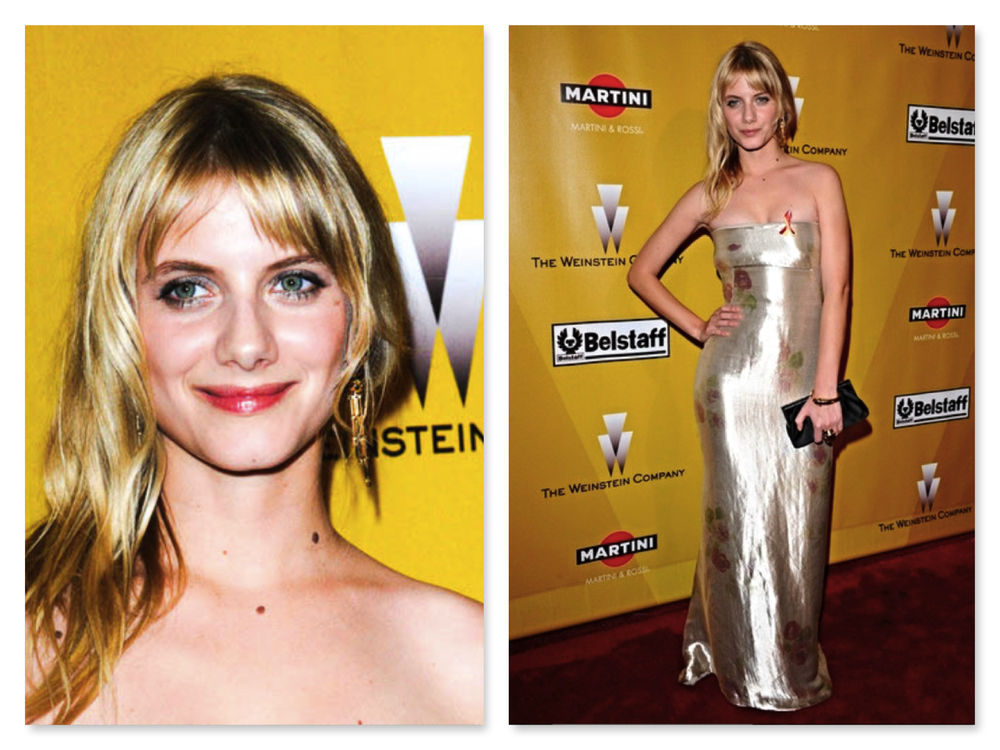 Mélanie Laurent/Golden Globe Awards