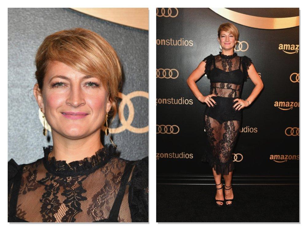 Zoe Bell/Golden Globes