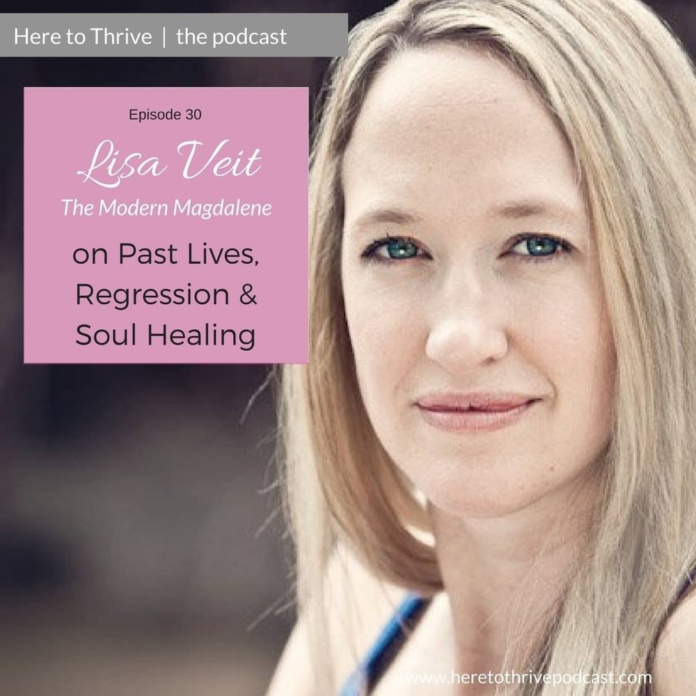 Listen Here! - With Host Kate SnowiseListen in on a conversation about all things mystical, and explore why looking backwards may be the key to unlocking your blissful thriving future!