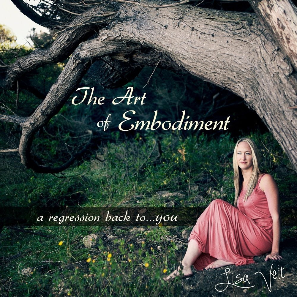 Buy Lisa's Meditation CD - Let's get your relaxation kick started!  Buy The Art of Embodiment meditation CD on Amazon, or head over to the SPIRIT SHOP to purchase the download now!