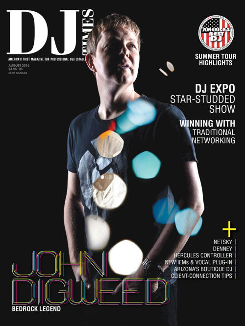 DJ Times Magazine Mobile DJ Feature .: Arizona's Boutique DJ - August 2016   ☞  http://djtimes.com/dj-brings-boutique-vibe-phoenix/
