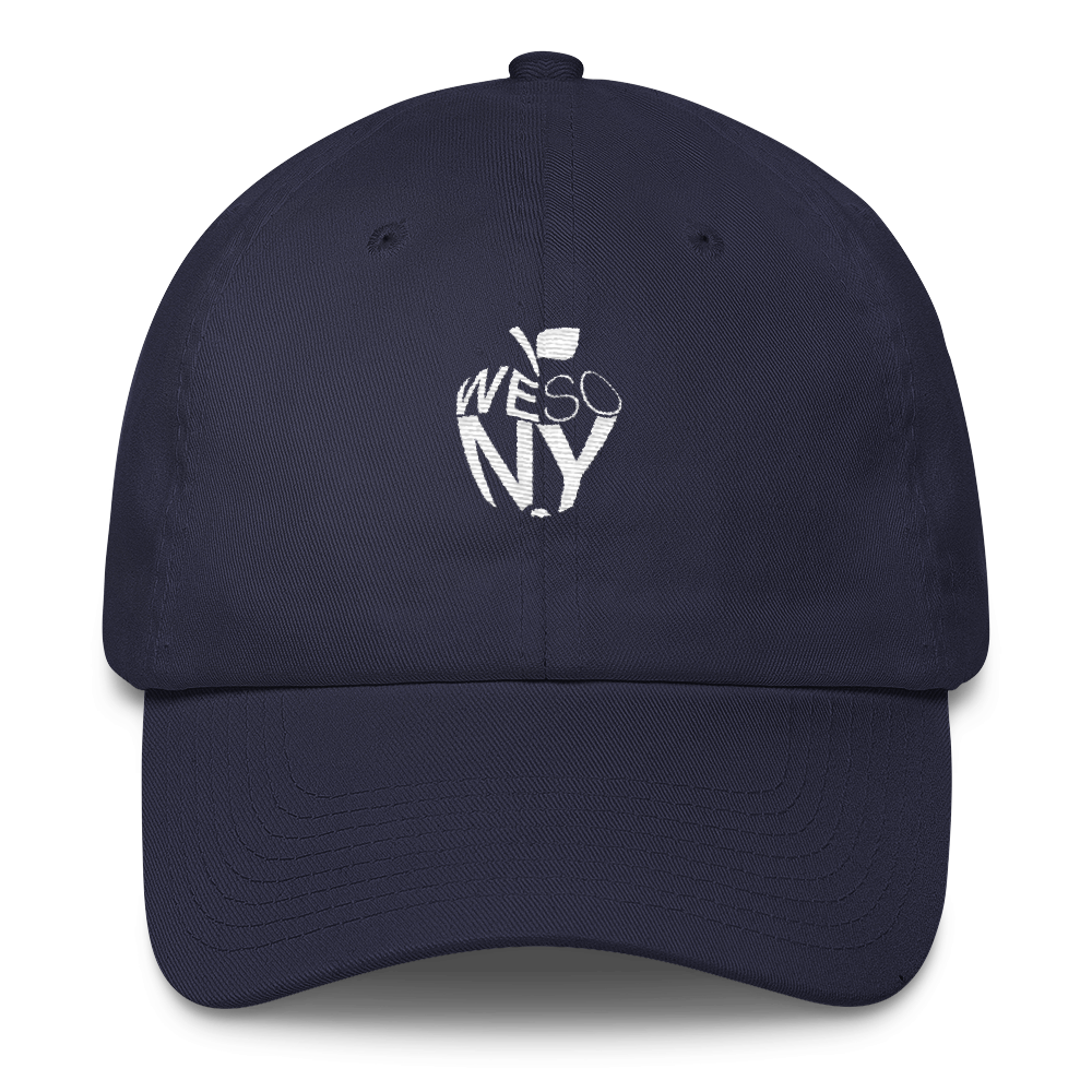pretty nice 5a5a7 d8985 best price we so ny dat hat navy blue d96e8 5f824