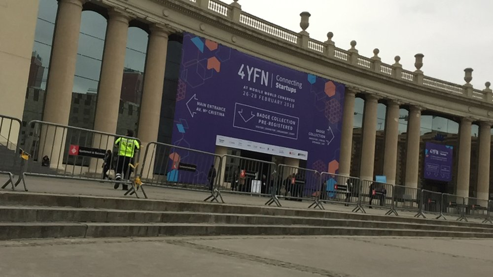 4YFN - 4 YEARS FROM NOW - FIRA MONTJUIC