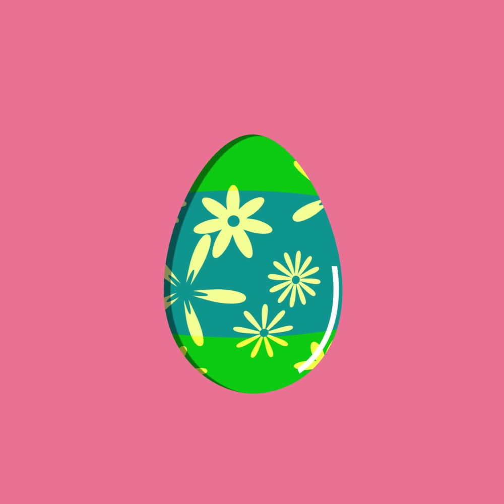 Easter Egg Design - Bundle Bouquet