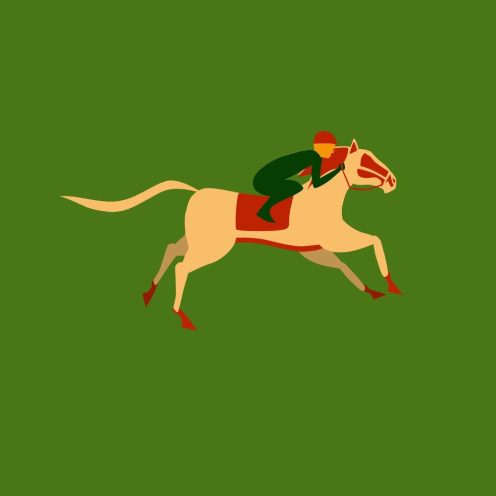 Horse Racing - green reign