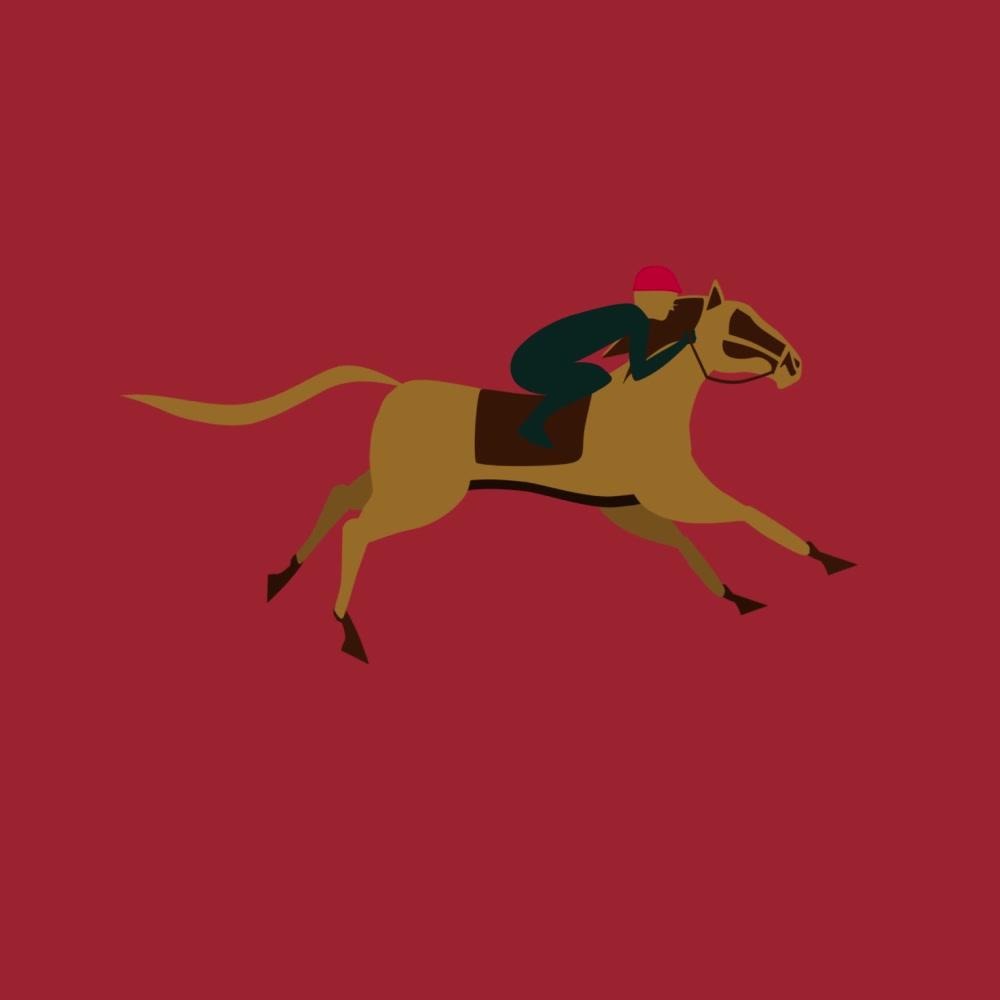 Horse Racing - Red Robbin
