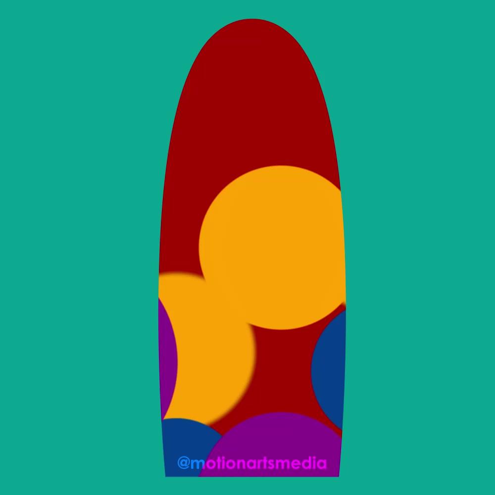 Torre Agbar Icon Design
