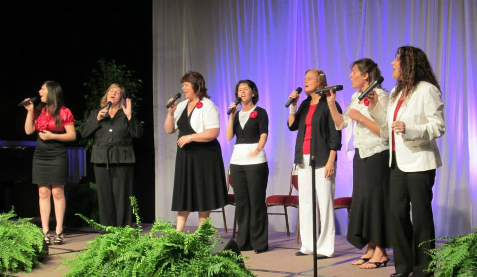 Women Ministries Plano, Texas 2014