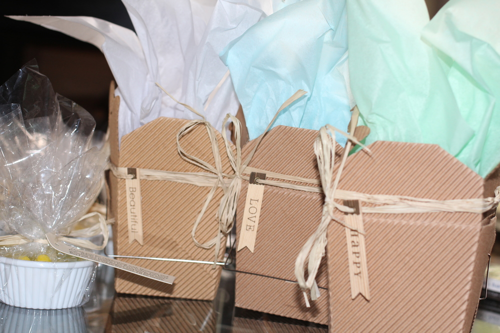 BabyShower Guest Gifts