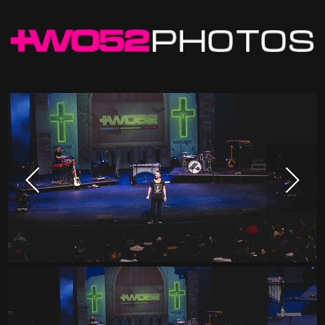 Hey #chosengeneration ! Like all the photos you've seen on our Instagram feed!? Check out the full album at the link in our bio (two52.com) #two52conf #two52 #two52conference #chicago