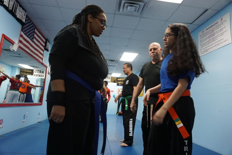 Self-Defense Class
