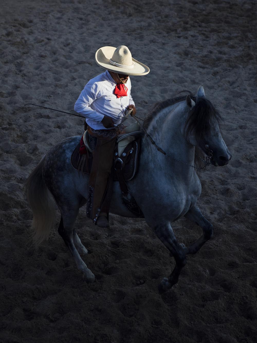 Charro de San Antonio