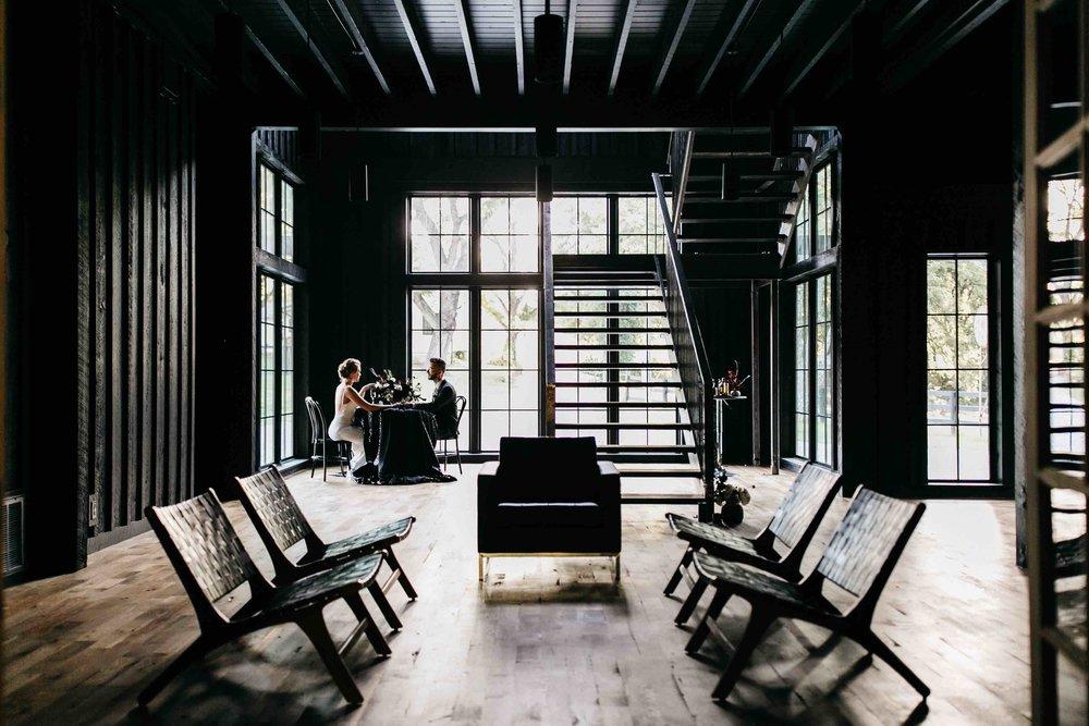 Lounge + Atrium