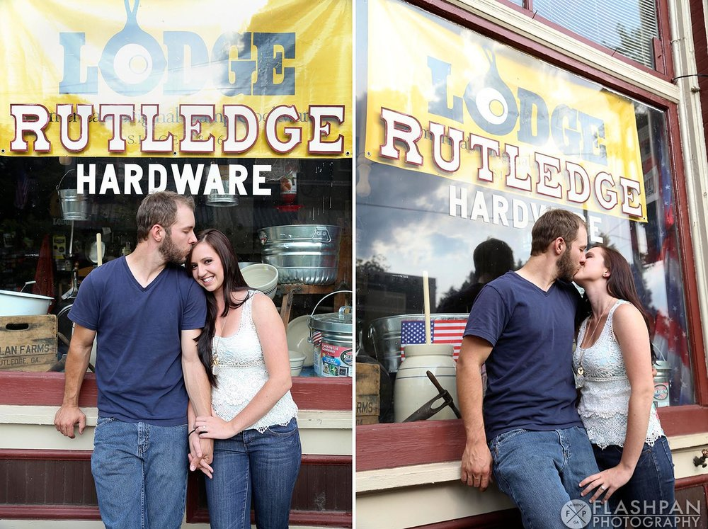 Flashpan Photography | Rutledge, Georgia Engagement
