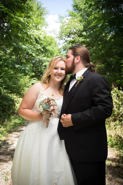 Spring Wedding   Oconee River Greenway   Athens Georgia