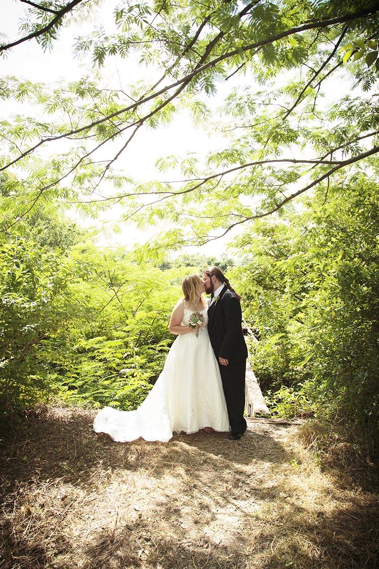 Spring Wedding   Murmur Train Trestle   Athens Georgia