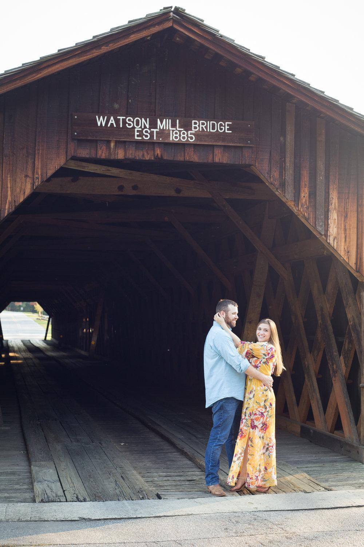 Watson Mill Engagement