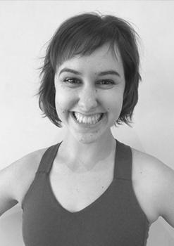 Caprice Abowitt Pre/Post Yoga Instructor