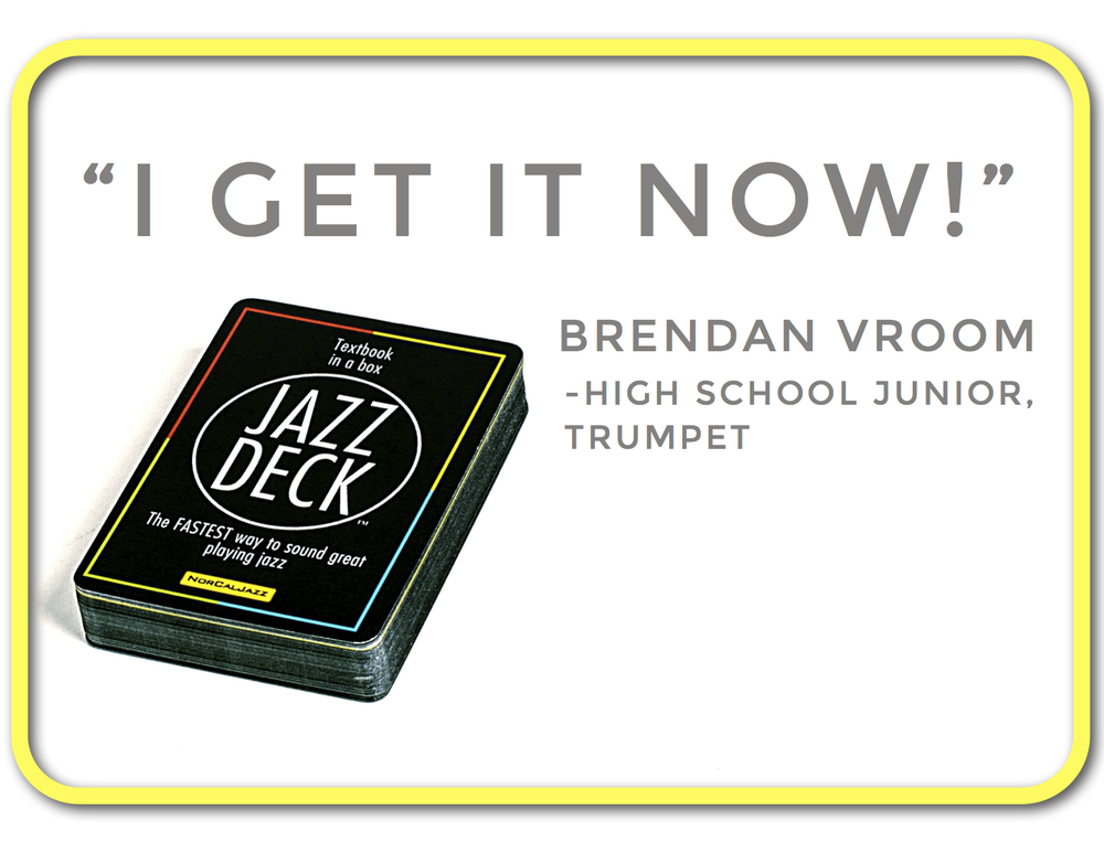 The FASTEST way to learn Jazz improvisation and theory. #JazzDeck