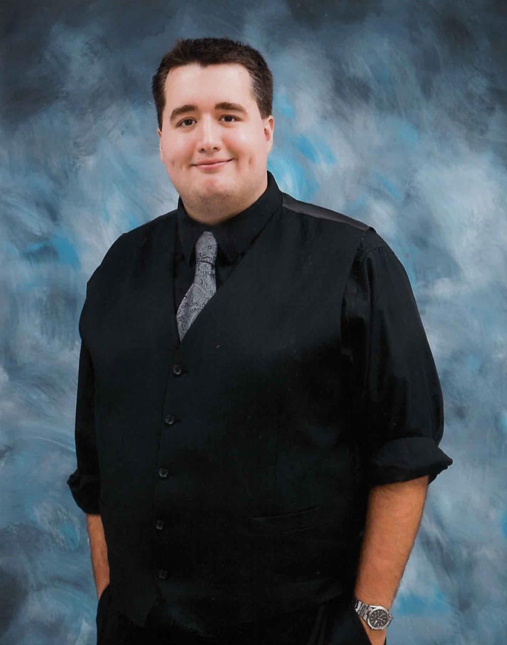 Andrew Klingsick, Barton Middle School, Buda, Texas