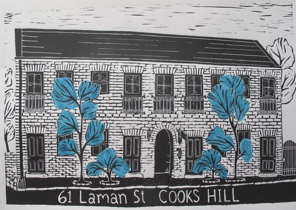 Jeannie Little - 61 Laman Street.JPG