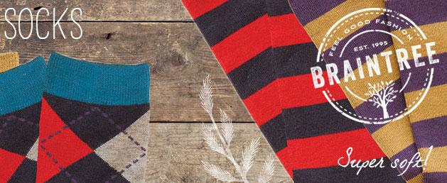 Braintree Socks Logo