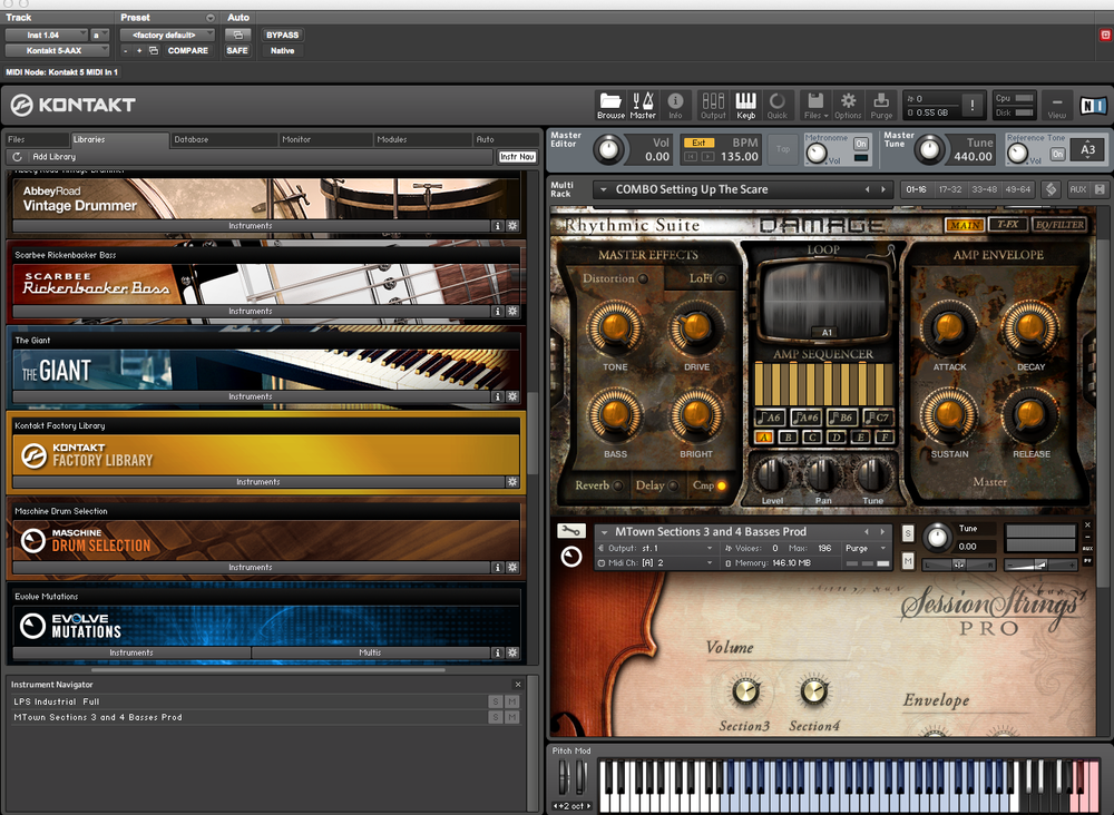 Virtual Instruments: The Swiss Army Knife of Music Production