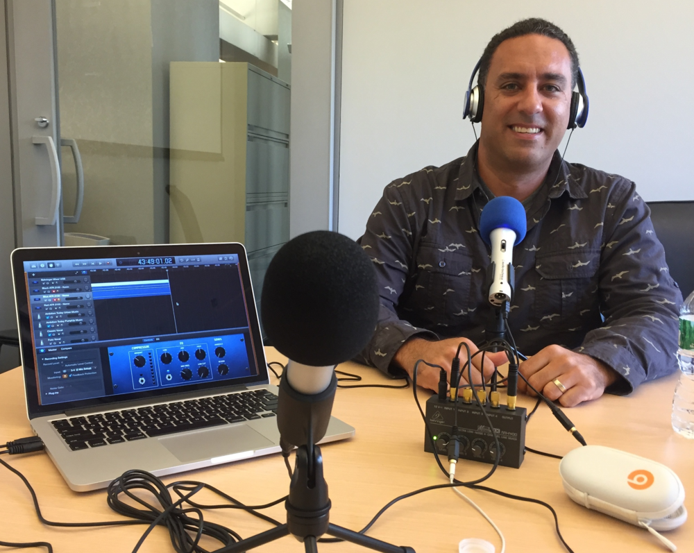 Shahab Kaviani Kevin Siskar Ambition Today Podcast