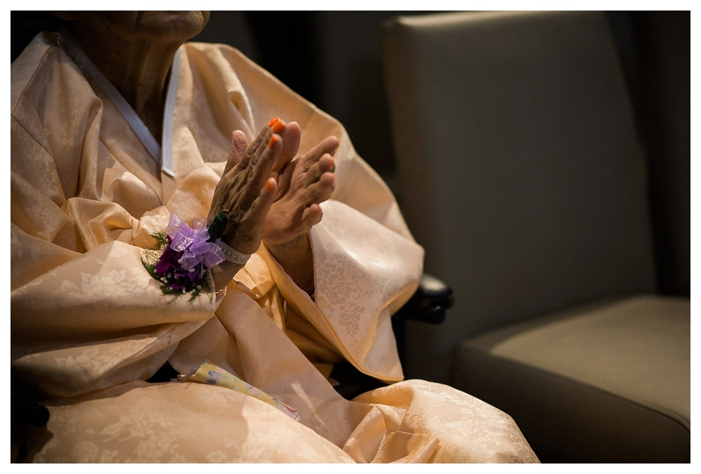 wedding, Arcadian Court, urban, classic, modern, intimate, tradition, kimono, family, reception, guests,