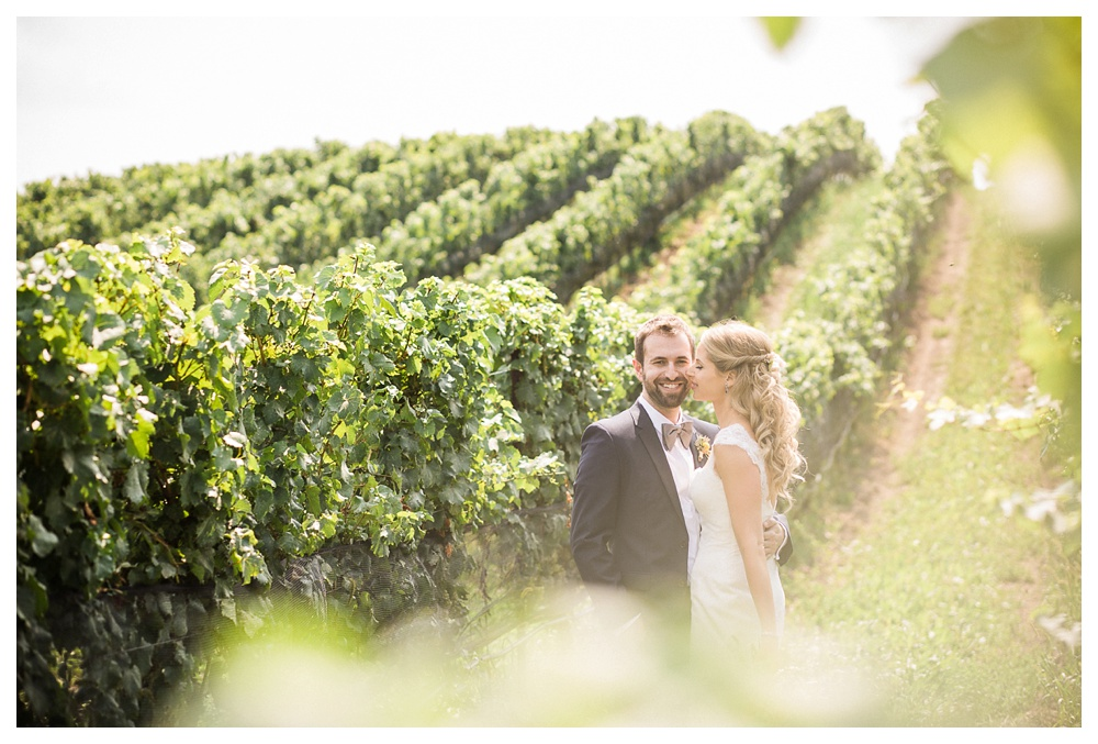 Ravine Winery, wedding, romantic, Niagara-on-the-lake, Blush and Bowties, Renae May, wedding day, bride and groom, bowtie, summer wedding,
