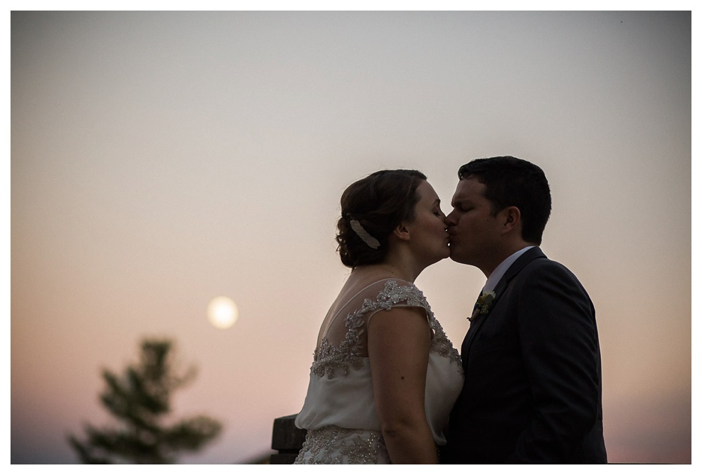87-DanijelaWeddings-wedding-BlueMountain-skichalet-couple-kiss-moon.JPG