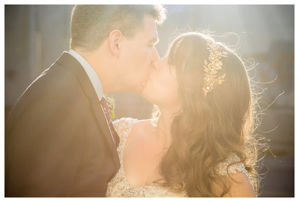 99-DanijelaWeddings-Toronto-wedding-PartsandLabour-CorianderGirl-firefighters-firetruck-fun-kiss-sunflare.JPG