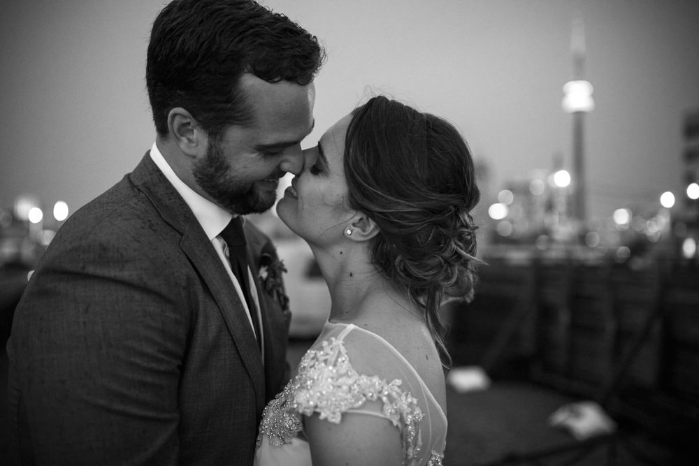 Toronto wedding at Burroughes building by Danijela Weddings
