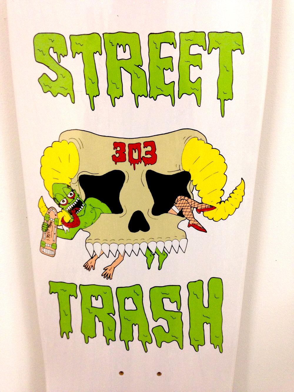 Street Trash decks
