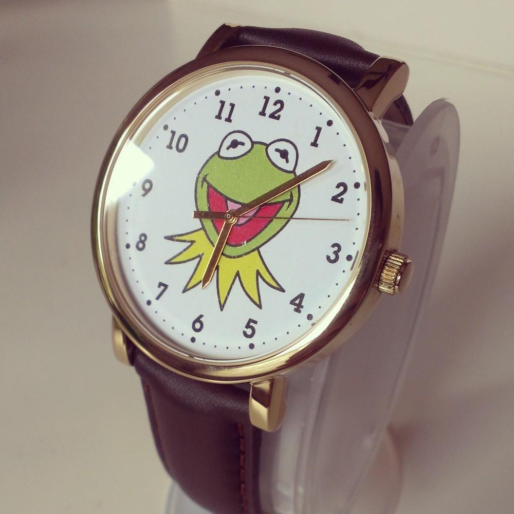 Kermit Wristwatch