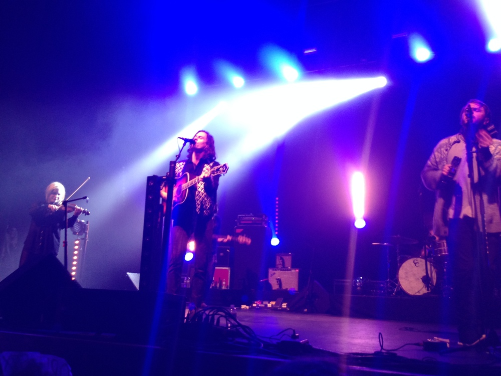 The Head and the Heart at the Fox Theater