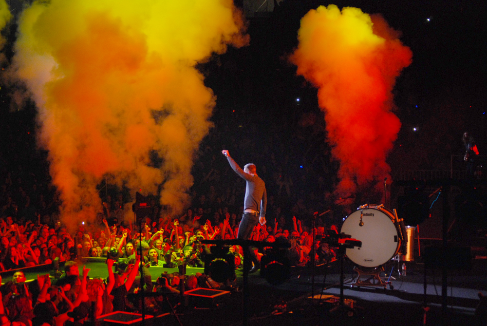 Imagine Dragons at the SAP Center in San Jose