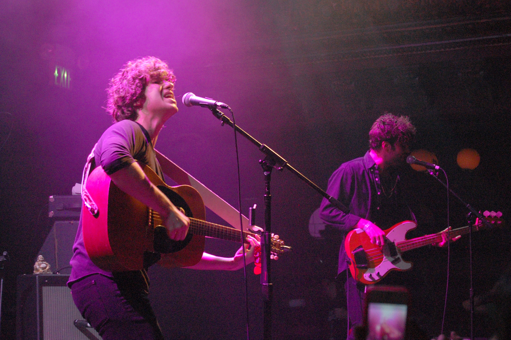 The Kooks at Great American Music Hall