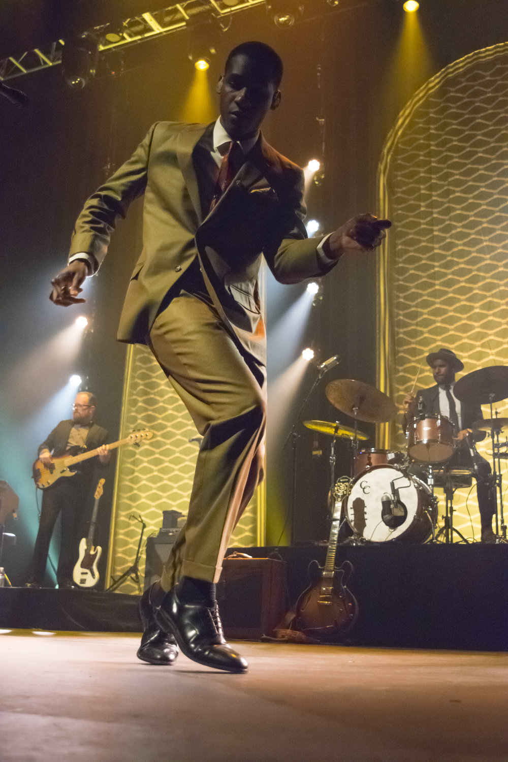 Concert Review: Leon Bridges at the Fox Theater
