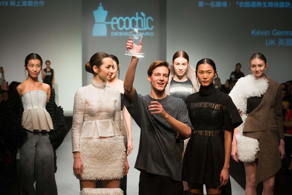 Photo courtesy: EcoChic Design Award
