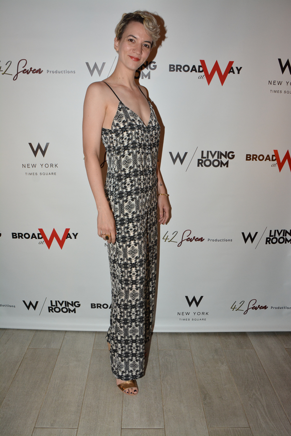 "Broadway at the W  with the cast of ""Natasha, Pierre, and the Great Comet of 1812"""