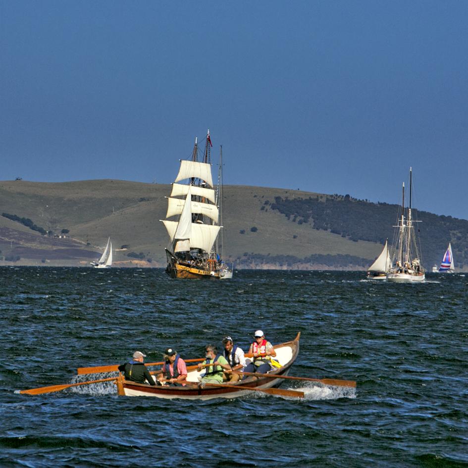 Penny Riddoch Photography Wooden Boat Festival 4 Rowing Boat.jpg