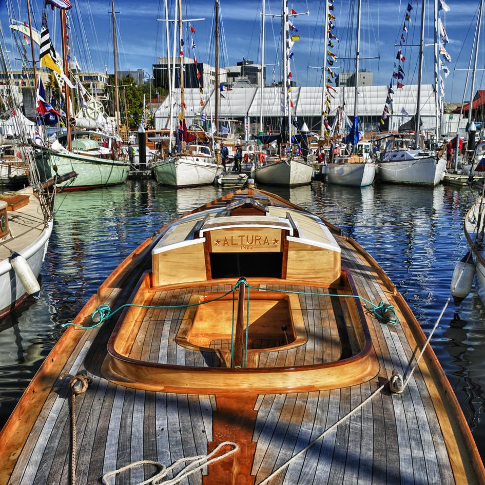 Penny Riddoch Photography Wooden Boat Festival 10 Boat detail.jpg