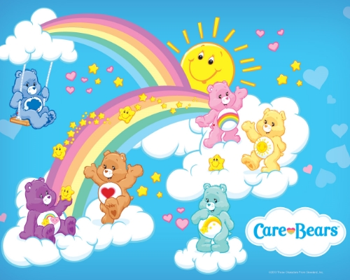 Total Care Bears mood today!