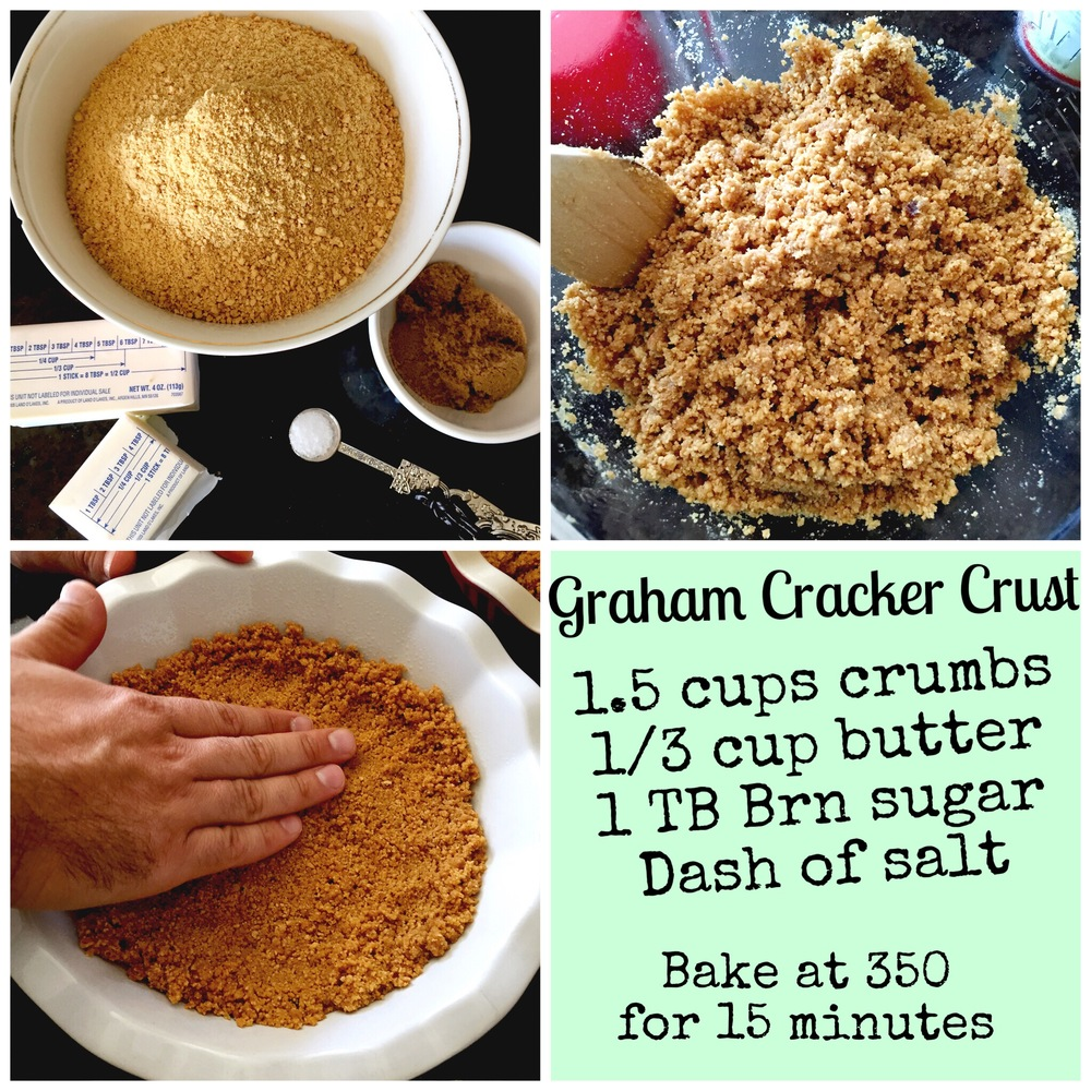 Graham Cracker Crust- ChefShayna.com