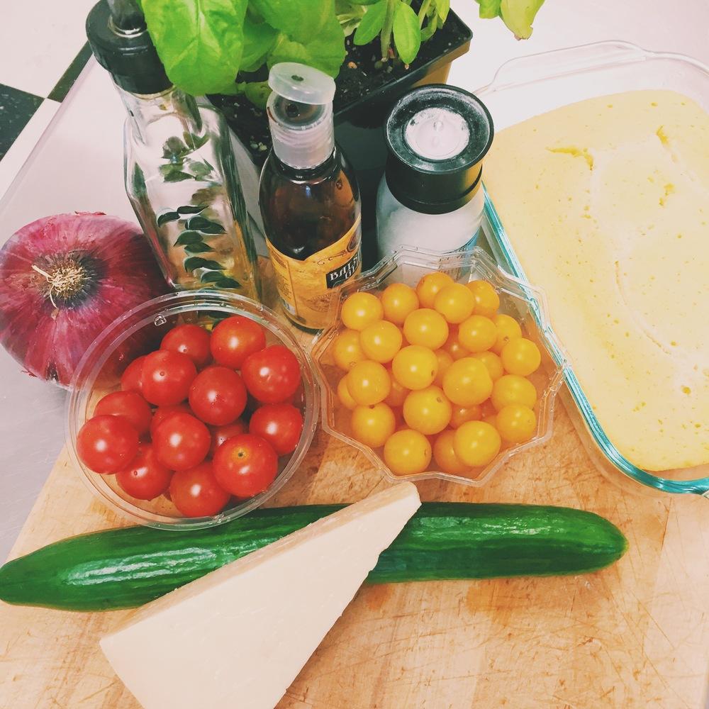 Recipe for delicious Panzanella Salad- www.ChefShayna.com