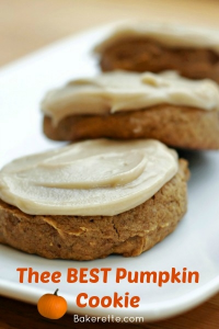 My neighbor growing up used to make cookies like these… I am obsessed! Try the recipe here