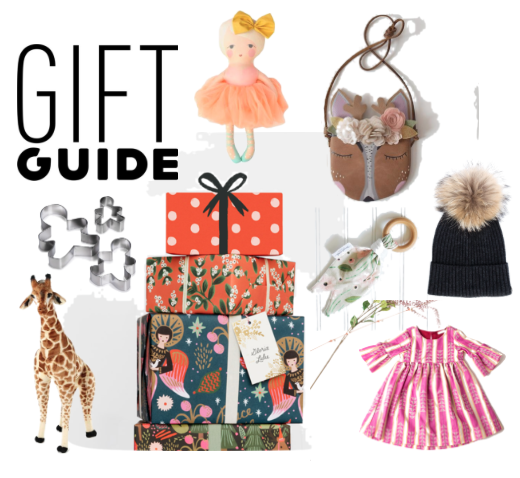 Gift Guide for kids- www.ChefShayna.com