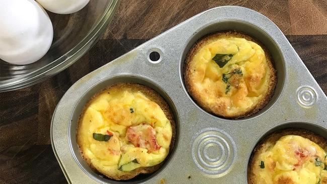 Sousvide Egg Bites